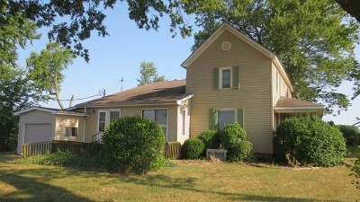 Cedar County Single Family Home For Sale: 19896 S Hwy 39