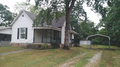 Lamar Single Family Home For Sale: 604 Grand