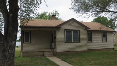 El Dorado Springs MO Single Family Home For Sale: $64,900
