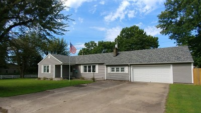 El Dorado Springs Single Family Home For Sale: 208 W Haven Rd