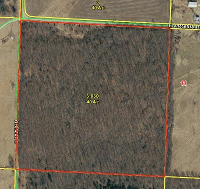 Vernon County Residential Lots & Land For Sale: E Virginia Rd.