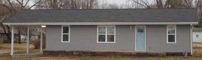 Nevada Single Family Home For Sale: 419 W Atlantic