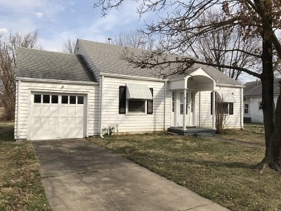 Nevada Single Family Home For Sale: 254 N Elm St.