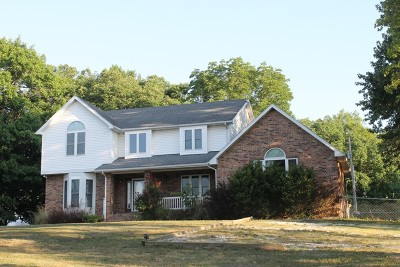 Cedar County Single Family Home For Sale: 20980 S 2425th Road
