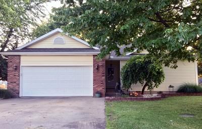 Lamar Single Family Home For Sale: 1911 Jackson