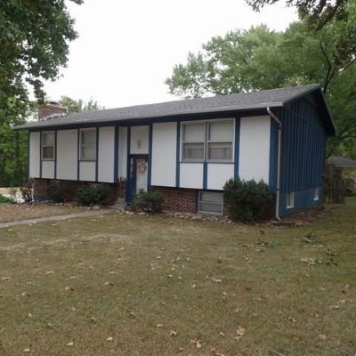 El Dorado Springs Single Family Home For Sale: 400 E Fields Terr