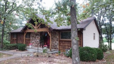 El Dorado Springs Single Family Home For Sale: 1004 White Oak Drive