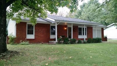 Lamar Single Family Home For Sale: 709 Arthur Aull Road