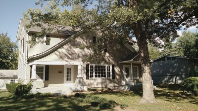 Lamar Single Family Home For Sale: 106 E 3rd