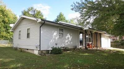 El Dorado Springs MO Single Family Home For Sale: $64,500