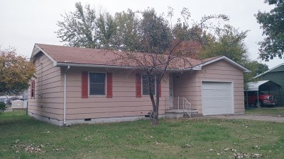 Lamar Single Family Home For Sale: 1204 E 11th Street