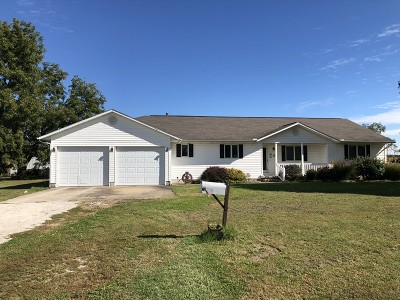 Lamar Single Family Home For Sale: 346 SE 80th Lane