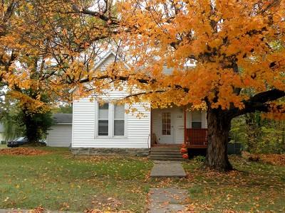 Nevada Single Family Home For Sale: 1120 W Walnut