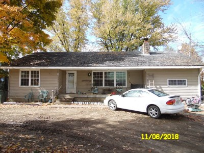 El Dorado Springs Single Family Home For Sale: 3238 S 291 Rd