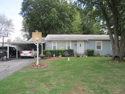Lamar Single Family Home For Sale: 804 Hagny