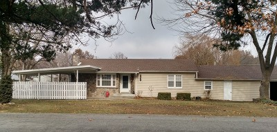 Lamar Single Family Home For Sale: 200 Bluebell Drive