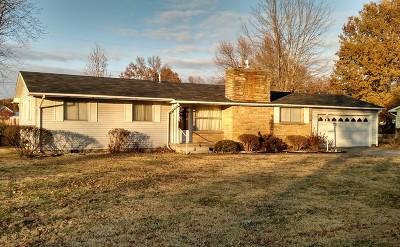 Lamar Single Family Home For Sale: 204 W 1st Terrace