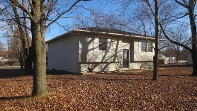 El Dorado Springs Single Family Home For Sale: 1701 S Jackson