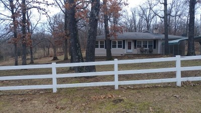 Osceola MO Single Family Home For Sale: $130,000