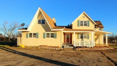 Nevada Single Family Home For Sale: 11934 S 1600 Rd