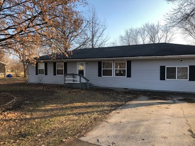 Vernon County Single Family Home For Sale: 16854 E Noah Road