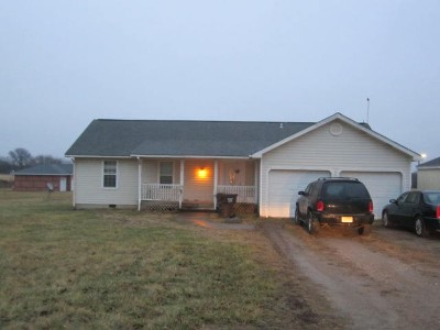 Nevada Single Family Home For Sale: 16803 S 1200 Rd