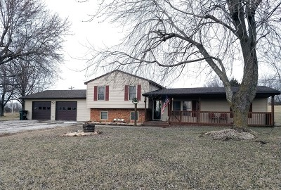 Lamar Single Family Home For Sale: 401 E Central Rd