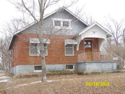 El Dorado Springs Single Family Home For Sale: 119 W Broadway