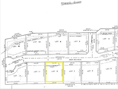Nevada Residential Lots & Land For Sale: Lot 9 Deer Run