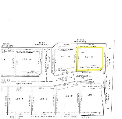 Vernon County Residential Lots & Land For Sale: Lot 2 Deer Run