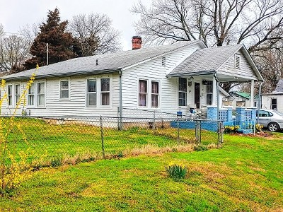 El Dorado Springs Single Family Home For Sale: 504 S Kirkpatrick St.