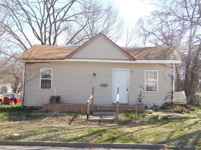 Nevada Single Family Home For Sale: 322 N Clay
