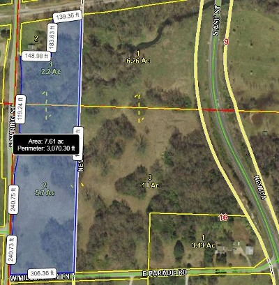 Nevada Residential Lots & Land For Sale: 6xx W Millington Lane
