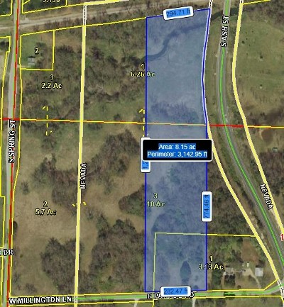 Vernon County Residential Lots & Land For Sale: 15yyy E Parade Rd
