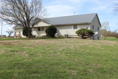Vernon County Single Family Home For Sale: 16933 S 1200 Rd