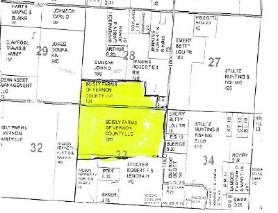 Vernon County Residential Lots & Land For Sale: E Militia