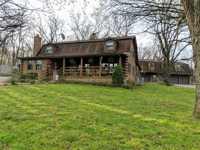 Vernon County Single Family Home For Sale: 13750 E F Hwy
