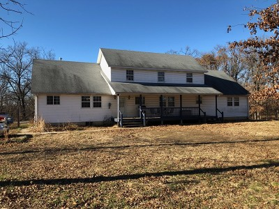 El Dorado Springs Single Family Home For Sale: 6152 S Highway U