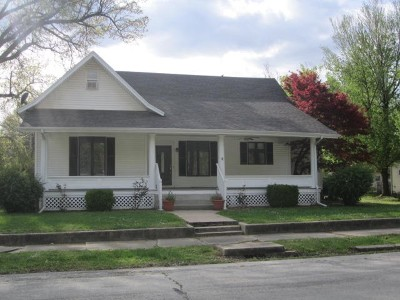 Lamar Single Family Home For Sale: 805 Grand St