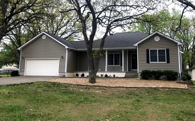 Vernon County Single Family Home For Sale: 18919 S 1485 Rd.