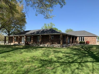 El Dorado Springs Single Family Home For Sale: 8575 S 401 Rd.