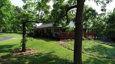 Cedar County Single Family Home For Sale: 6280 S Hwy. N