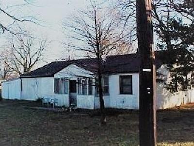 Nevada Single Family Home For Sale: 15903 E Infantry Pass