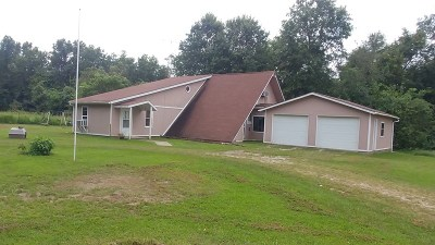 Vernon County Single Family Home For Sale: 10738 E Panama