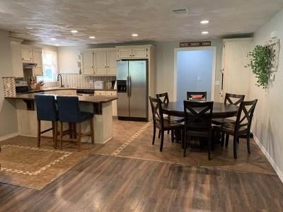 El Dorado Springs Single Family Home For Sale: 1000 S Jackson