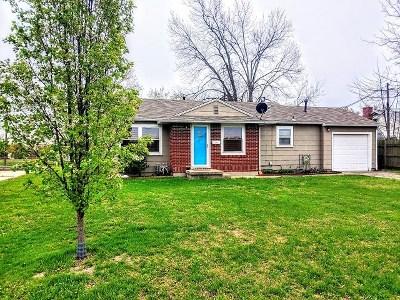 El Dorado Springs Single Family Home For Sale: 1017 S Park