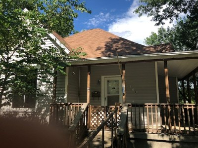Nevada Single Family Home For Sale: 527 S Ash