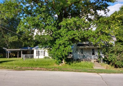 Lamar Single Family Home For Sale: 1108 Grand Street