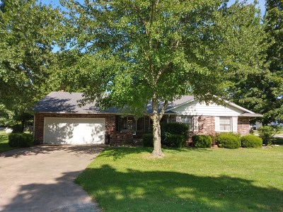 Lamar Single Family Home For Sale: 108 Poplar Street
