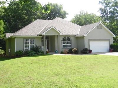 Nevada Single Family Home For Sale: 1004 N Tucker